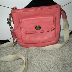 Coach Small Crossbody Bag (READ)
